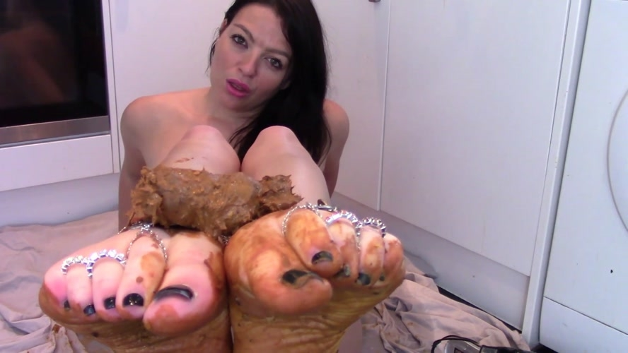 My Foot Toilet Slave - FullHD 1920x1080 - With Actress: evamarie88 [1.07 GB] (2018)