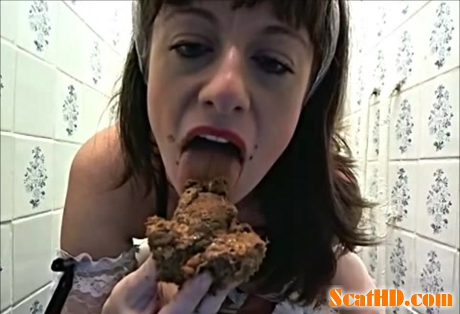 Filthy naughty maid - SD AVI Video 480x360 29.970 FPS 2687 kb/s - With Actress: Santara [435 MB] (2018)
