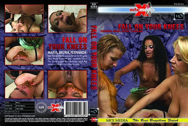 [SD-5265] Fall on your Knees - HDRip Windows Media Video 1280x720 25.000 FPS 3171 kb/s - With Actress: Paris, Sabrina Red, Giovanna [1.30 GB] (2018)