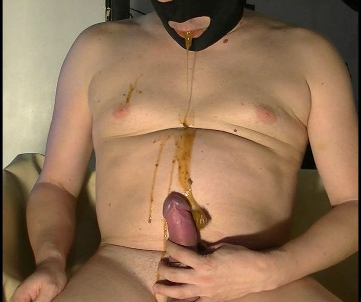Shit eating in a new mode on lobby - FullHD Quality 1920x1080 - With Actress: TattyDirtyPo [503 MB] (2018)