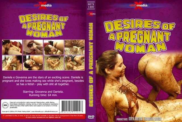 Desires of a Pregnant Scat Woman - SD MPEG-4 Video 540x360 29.970 FPS 908 kb/s - With Actress: Giovana, Daniela [397 MB] (2018)