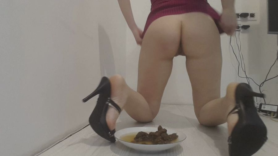 Your Dinner Heels Poop - HD 720p Windows Media Video WMV3 1280x720 25.000 FPS 4413 kb/s - With Actress: Love to Shit Girls [386 MB] (2018)