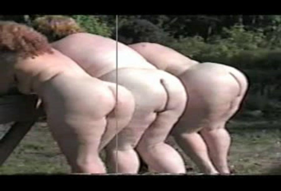BBW scat porno