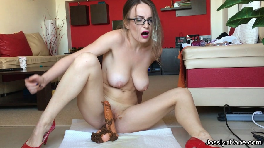 Strip tease and pooping on your cock - FullHD Quality MPEG-4 Video 1920x1080 29.970 FPS 10.1 Mb/s - With Actress: JosslynKane [1.69 GB] (2018)