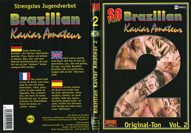 Brazilian Kaviar Amateur 02 - CamRip AVI Video MS MPEG-4 v1 320x240 15.000 FPS 484 kb/s - With Actress: Girls [212 MB] (2018)
