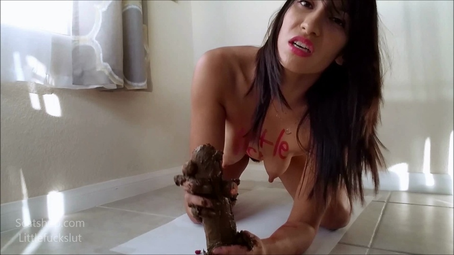 Smelly Poop Handjob & Body Smear - FullHD 1920x1080 - With Actress: littlefuckslut  [1.08 GB] (2019)