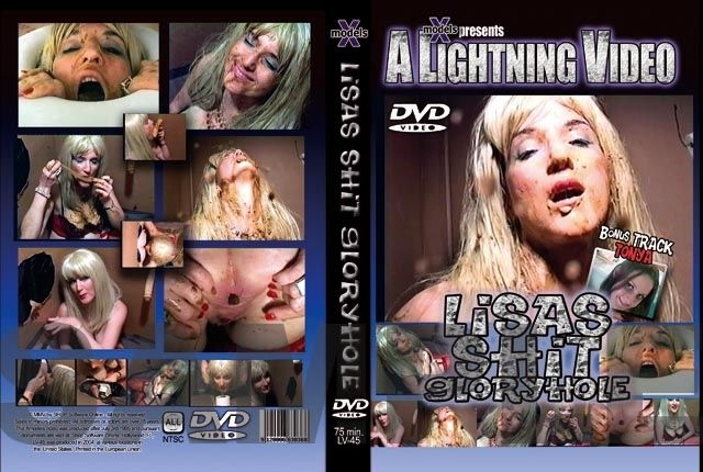 Pretty Lisa's Shit Gloryhole - DVDRip  - With Actress: Pretty Lisa [699 MB] (2018)