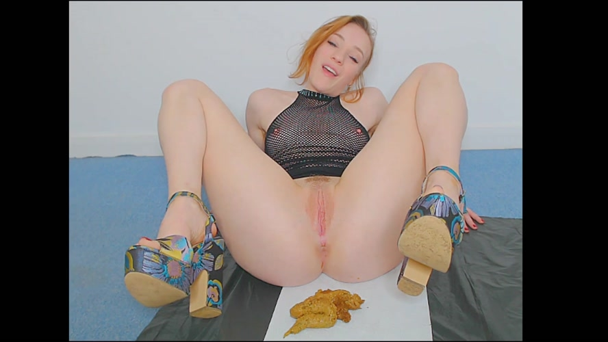 Relieving my bulging belly in heels - FullHD 1920x1080 - With Actress: Spankmepink [270 MB] (2019)