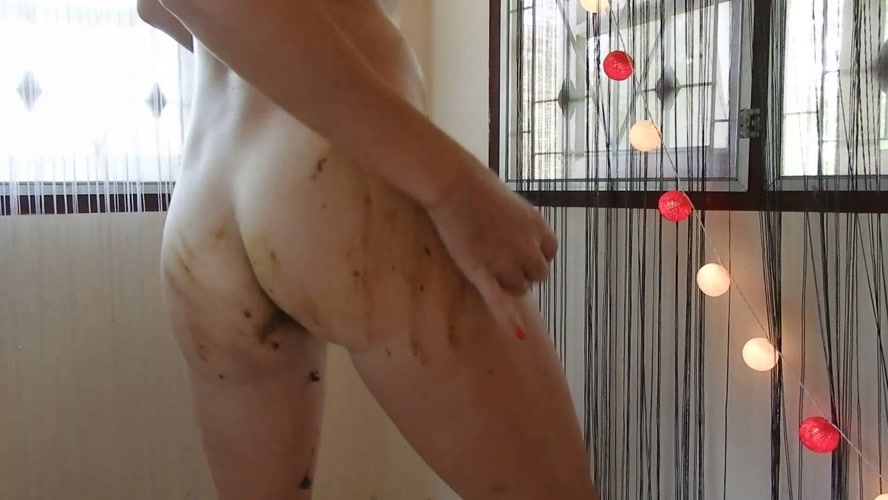 Pooping While Dancing Sexily Smear Butt Plug - FullHD 1920x1080 - With Actress: MissAnja [887 MB] (2019)