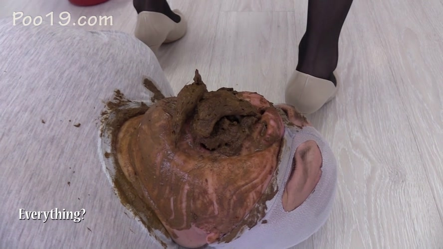 Eating crap under penalty of punishment - FullHD 1920x1080 - With Actress: MilanaSmelly [1.05 GB] (2020)