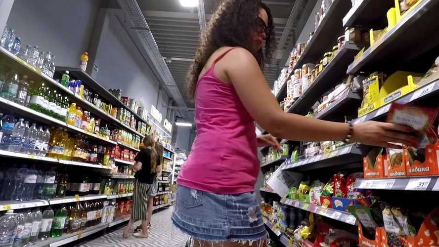 Panty Poop in Public Store - FullHD 1920x1080 - With Actress: janet  [1.02 GB] (2020)