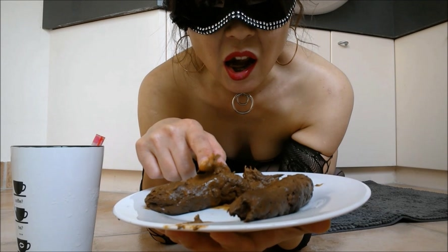 How Much Did You Eat, JapScatSlut - FullHD 1920x1080 [1.32 GB] (2020)